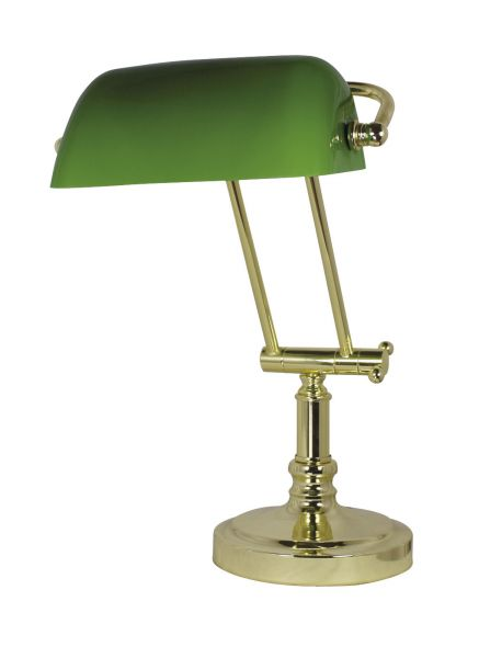 Banker lamps electric