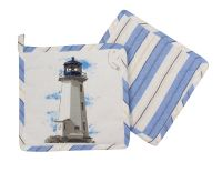 Pot holder - Lighthouse