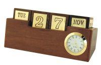 Dice-calendar & clock
