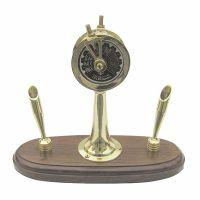 Maschinentelegraf mit 2 Penhaltern