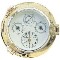 Clock/Thermo-/Hygro-/Barometer