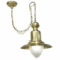 Fishermens hanging lamp