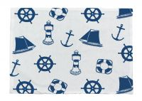 Table mat - Maritime