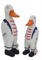Navy ducks