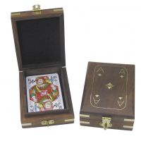 Box with Playing Cards