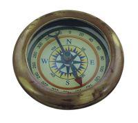 Thin compass