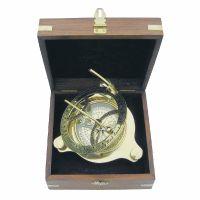 Sonnenuhr-Kompass