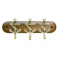 Schlüsselhaken - 3 Anker