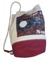 Backpack small with flagg NORD