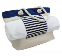 Coast bag w/towel holder